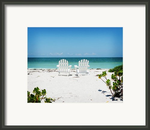 Morning View Framed Print By Chris Andruskiewicz
