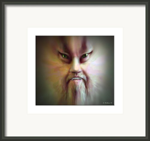 Morph Framed Print By Brian Wallace