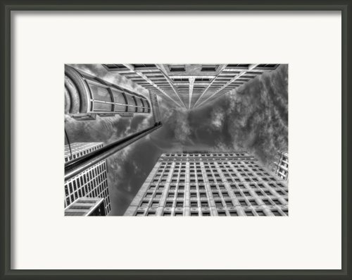 Moving On Up Framed Print By Scott Norris
