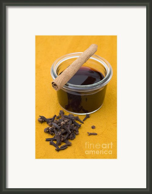 Mulled Wine Framed Print By Frank Tschakert