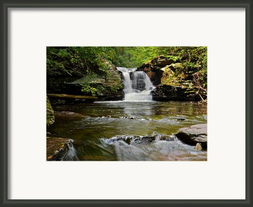 Murray Reynolds Framed Print By Robert Harmon