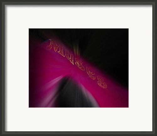 Muses Shoe Framed Print By Ray Devlin
