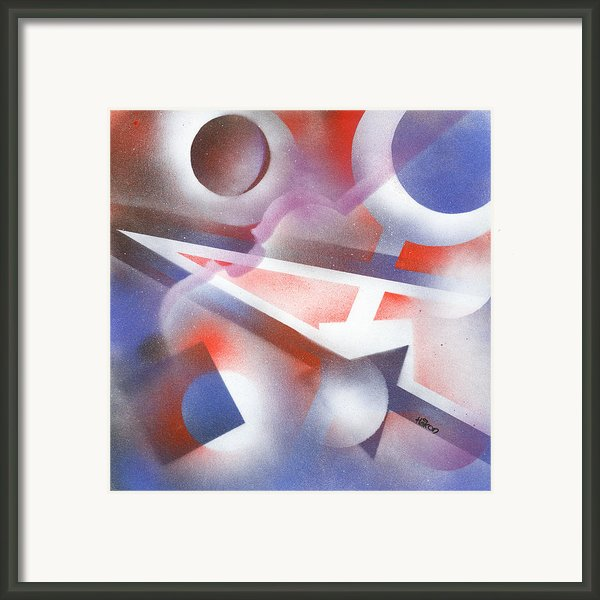 Music Of The Spheres Framed Print By Hakon Soreide