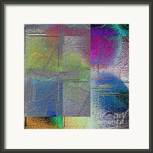 My Atmosphere Framed Print By Gwyn Newcombe