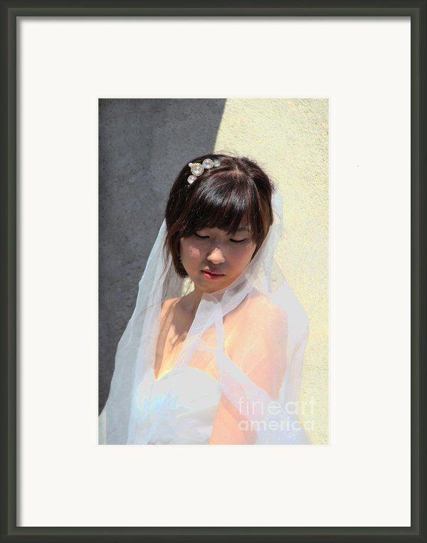 My Big Day Framed Print By Mariola Bitner