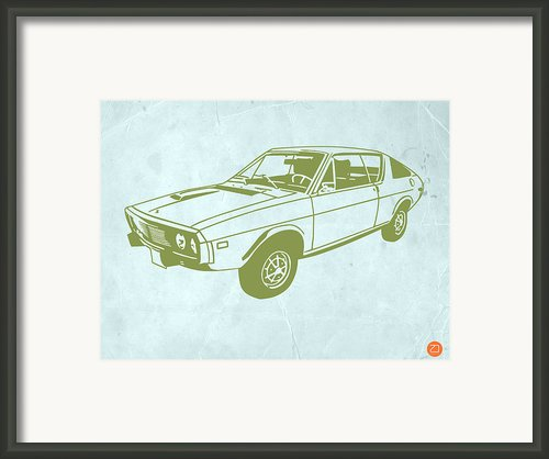 My Favorite Car 2 Framed Print By Irina  March