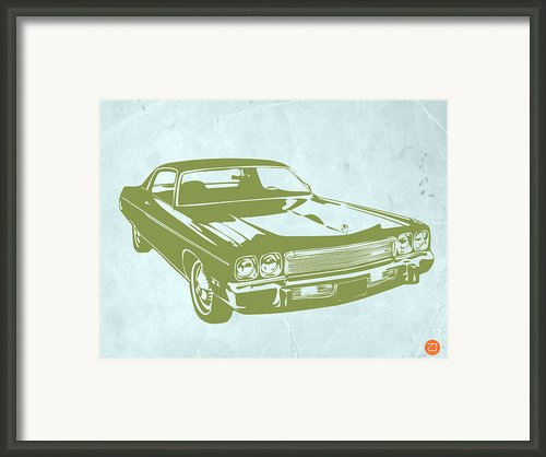 My Favorite Car 5 Framed Print By Irina  March