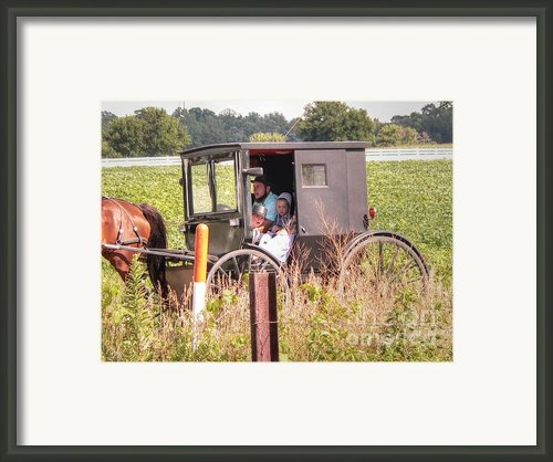 My Favorite Framed Print By David Bearden