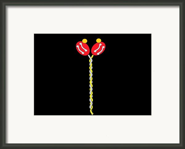 Myosin Structure, Artwork Framed Print By Francis Leroy, Biocosmos