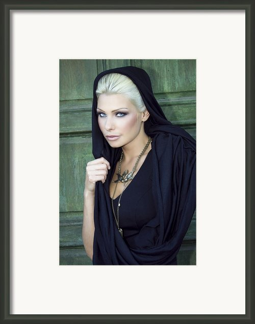 Mysterious Obsession Framed Print By William Dey