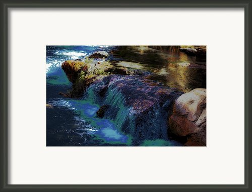 Mystical Springs Framed Print By Digiart Diaries By Vicky Browning