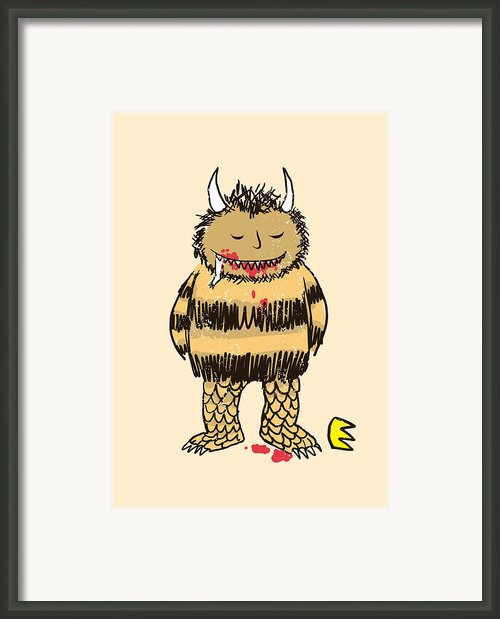 Natural Instinct Framed Print By Budi Satria Kwan
