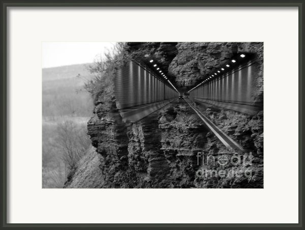 Nature And Technology Framed Print By Gerlinde Keating - Keating Associates Inc