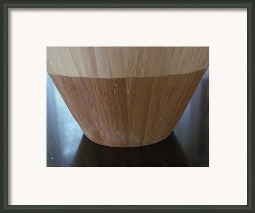 Navajo Bowl Two Framed Print By Tina M Wenger