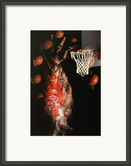 Net Fever Framed Print By Gerard Fritz