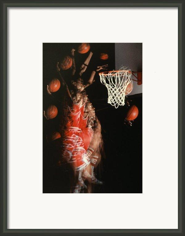 Net Fever Framed Print By Gerard Fritz