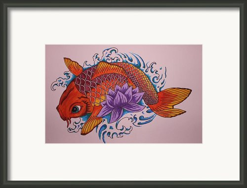 New Beginnings  Framed Print By Kat Starr