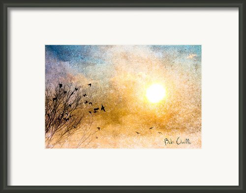 New Day Yesterday Framed Print By Bob Orsillo