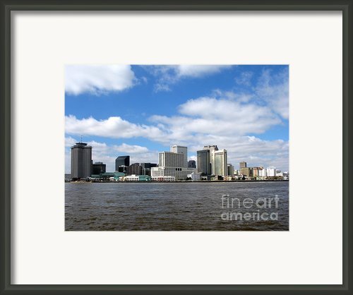 New Orleans Framed Print By Olivier Le Queinec