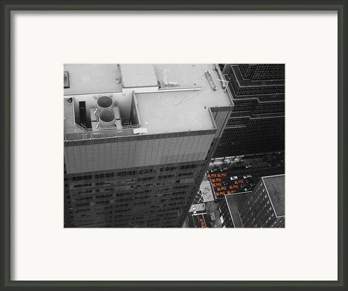 New York Cabs Framed Print By Irina  March