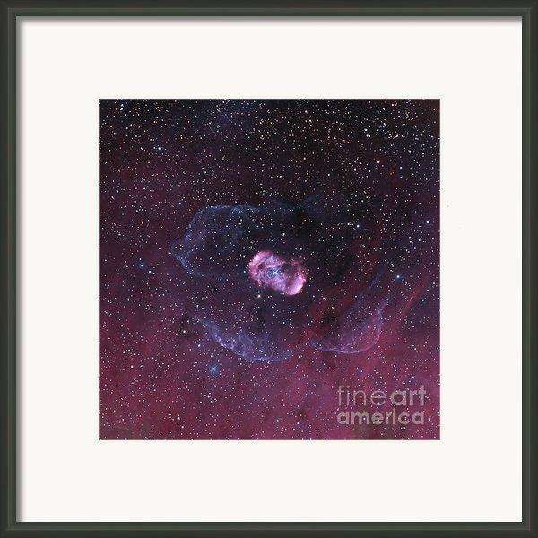 Ngc 6164, A Bipolar Nebula Framed Print By Don Goldman