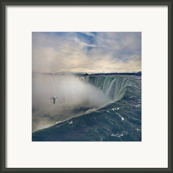 Niagara Falls Framed Print By Istvan Kadar Photography