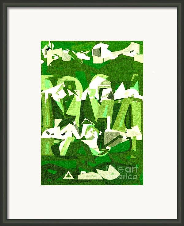 Nineteen Eighty Four Framed Print By Erik Heldfond