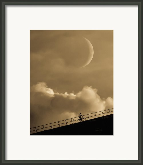 No Turning Back Framed Print By Bob Orsillo