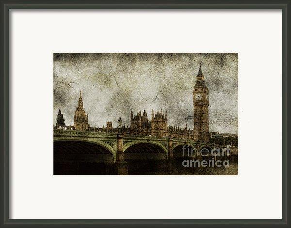 Noble Attributes Framed Print By Andrew Paranavitana