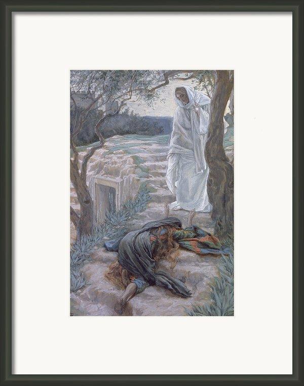 Noli Me Tangere Framed Print By Tissot