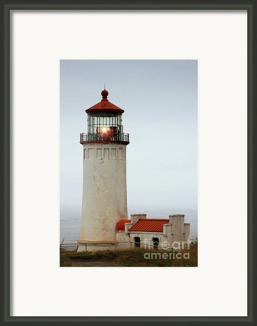North Head Lighthouse - Ilwaco On Washington