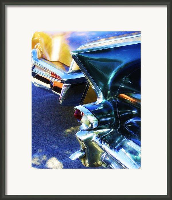 Nostalgia Framed Print By William Dey