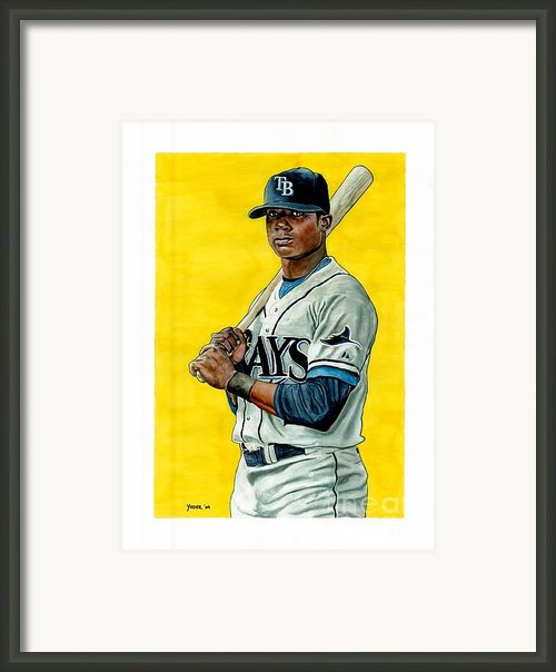 Not That Beckham Framed Print By Jason Yoder