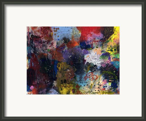 Nothing Plain About Vanilla Framed Print By Michel  Keck