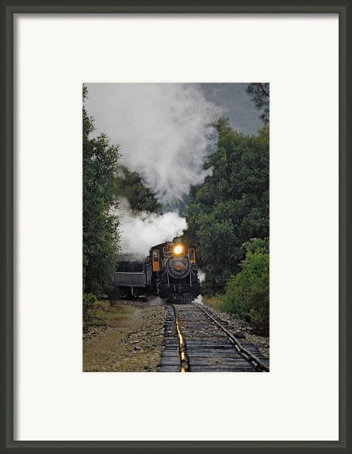 Number 28 Framed Print By Gary Rose