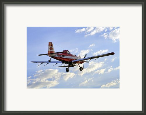 Off To Work Framed Print By Jason Politte