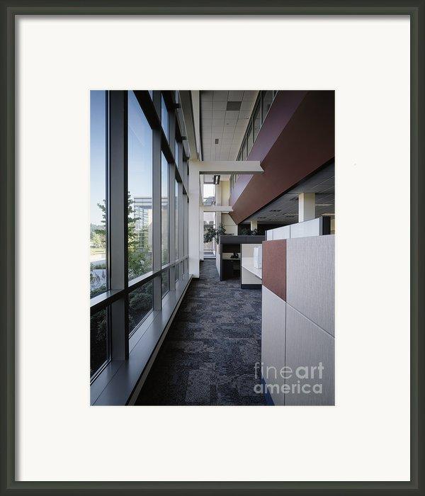 Office Framed Print By Robert Pisano