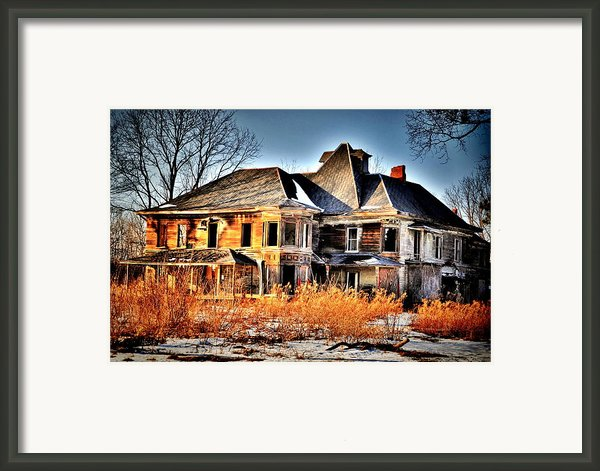 Oh The Memories Framed Print By Emily Stauring