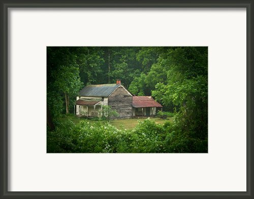 Old Home Place Framed Print By Douglas Barnett