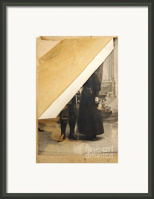 Old Image Framed Print By Bernard Jaubert