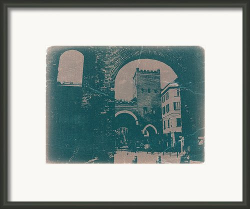 Old Milan Framed Print By Irina  March