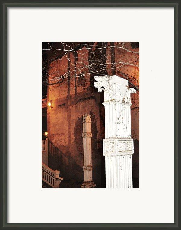 Old Sacramento-4 Framed Print By Todd Sherlock