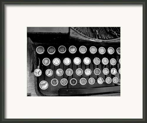 Old Tech Low Tech Framed Print By Mark Grayden