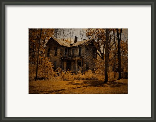 Olden Golden Framed Print By Emily Stauring