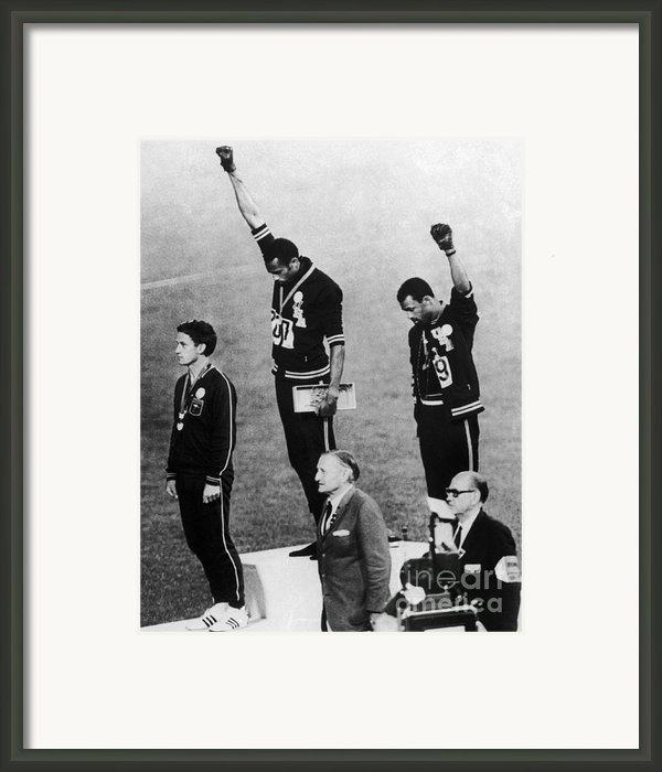 Olympic Games, 1968 Framed Print By Granger