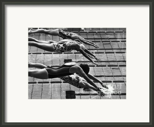 Olympic Games, 1972 Framed Print By Granger