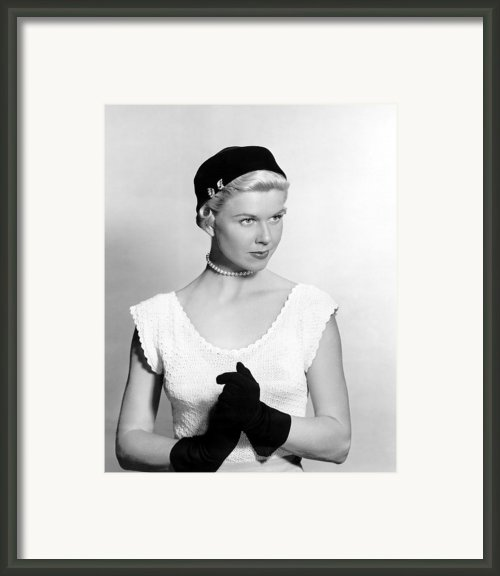 On Moonlight Bay, Doris Day, 1951 Framed Print By Everett