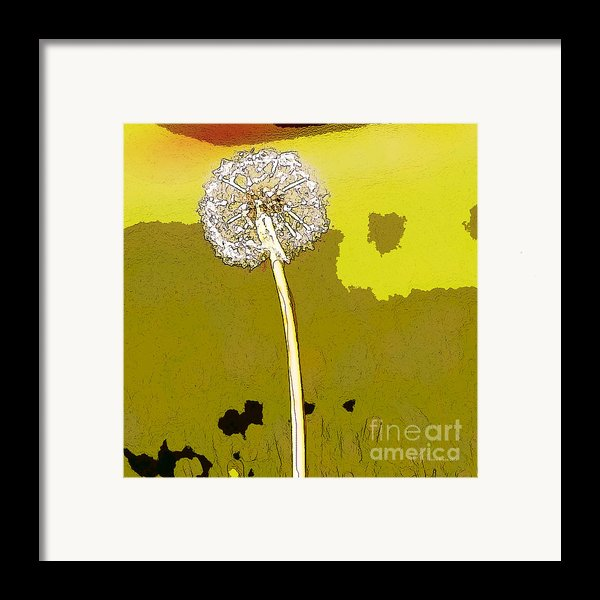 One Day Your Wish Will Come True Framed Print By Artist And Photographer Laura Wrede