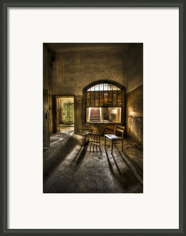One Is Broken Framed Print By Nathan Wright