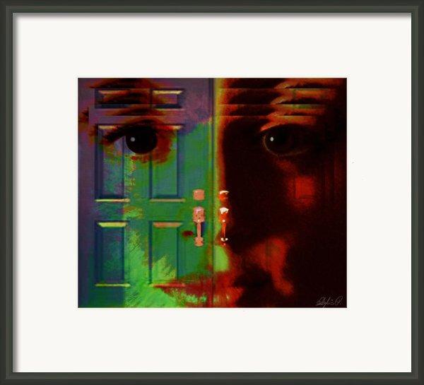 Open Discovery Framed Print By Sylvia  Pekarek